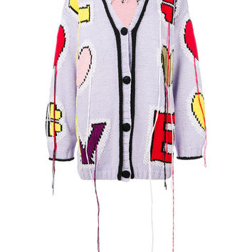 Philosophy Di Lorenzo Serafini Love Cardigan - Farfetch