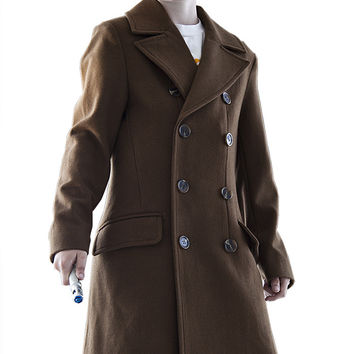 Youth Tenth Doctor's Coat