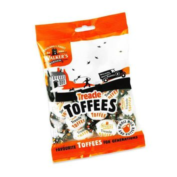 Walkers Nonsuch Treacle Toffee, Bag, 5.3 oz (150g)