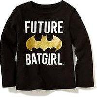 DC Comics™ Batgirl Graphic Tee for Toddler | Old Navy