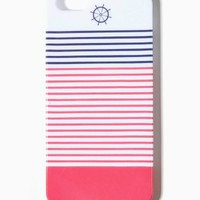 Sea Stripes iPhone 5/5s Case | Technology | charming charlie