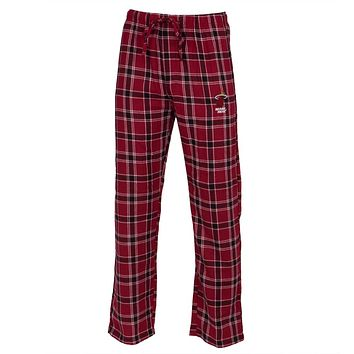 Miami Heat - Logo Plaid Lounge Pants