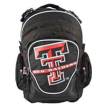 Texas Tech Red Raiders NCAA Premium Backpack