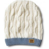 Cream Cable Knit Beanie | TOMS.com