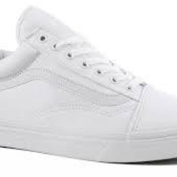 Vans Old Skool-True White
