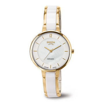3236-02 Ladies Boccia Titanium Watch