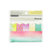 Watercolor Sticky Note Flags By Recollections™
