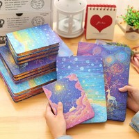 Unicorn Colorful Notebook