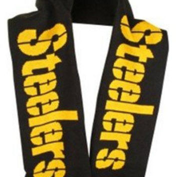 Hooded Scarf  NFL Pittsburgh Steelers