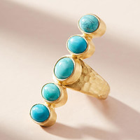 Pea Pod Cocktail Ring