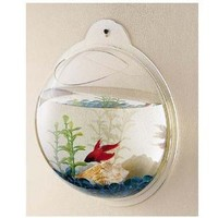 Bubble Wall Mount Fish Tank