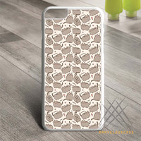 Pusheen cat pattern Custom case for iPhone, iPod and iPad