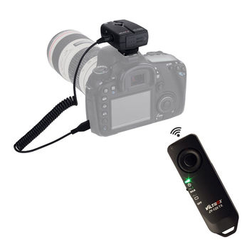 Wireless Camera Shutter Release Remote Control for Nikon D3100 D3200 D5200 D5300 D5500 D7000 D7200 D750 DSLR