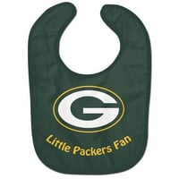 Green Bay Packers All Pro Little Fan Baby Bib