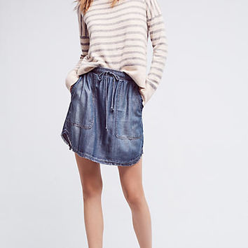 Boise Chambray Skirt