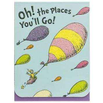 Oh! The Places you'll Go! Pocket Note
