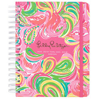 Lilly Pulitzer Large 17 Month 2015-2016 Agenda - All Nighter