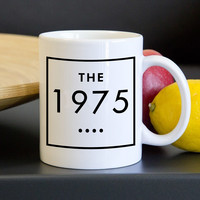 THE 1975 Logo Mug, Tea Mug, Coffee Mug
