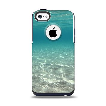 The Under The Sea Scenery Apple iPhone 5c Otterbox Commuter Case Skin Set