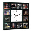 Doctor Dr. Who Dalek Daleks Robot Clock with 12 pictures