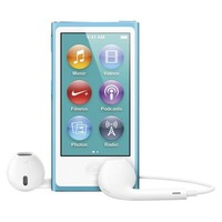 Apple iPod Nano 16GB (7th Generation)with touch-screen - Purple (MD479LL/A)