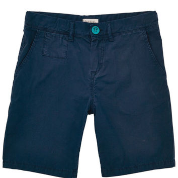 Paul Smith - Boys Chino Leonce Bermuda Shorts, Navy