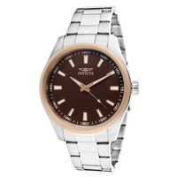 Invicta Men's 12827 Specialty Brown Dial Watch