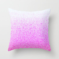 I Dream in Pink Throw Pillow by M Studio