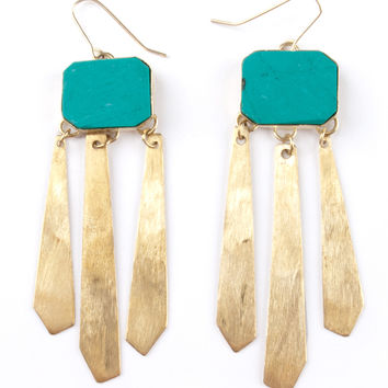 Vanity Fair Dangle Earrings