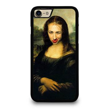 MIRANDA SINGS MONA LISA iPhone 4/4S 5/5S/SE 5C 6/6S 7 8 Plus X Case