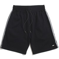 Reactive Sweatshorts Black