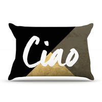 "KESS Original ""Ciao"" Pillow Case"