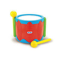 Little Tikes Tap-A-Tune Drum - (Colors/Styles Vary) - Little Tikes 1001284 - Drums & Percussion - FAO Schwarz®