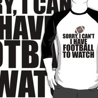 watch football