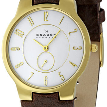 Skagen Casual Strap Mens Quartz Watch 433LGL1