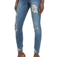 Band of Gypsies Lola Skinny Jeans (Desert Stage) | Nordstrom