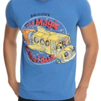 The Magic School Bus Logo T-Shirt