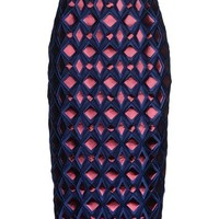 Burberry Prorsum Knee Length Skirt - Burberry Prorsum Skirts Women - thecorner.com