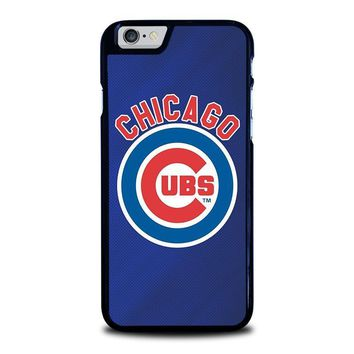 chicago cubs iphone 6 6s case cover  number 1