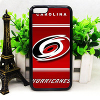 CAROLINA HURRICANES HOCKEY IPHONE 6 | 6 PLUS | 6S | 6S PLUS CASES