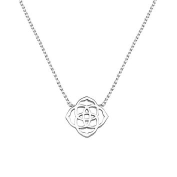 Decklyn Pendant Necklace in Silver - Kendra Scott Jewelry