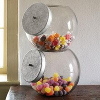 STACKING STORAGE JAR        -                Accessories        -                Tabletop        -                Furniture & Decor                    | Robert Redford's Sundance Catalog