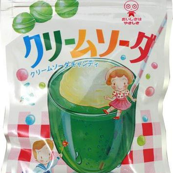 UHA Cream Soda Candy