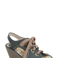 "Women's Fly London 'Ylva' Sandal, 2 1/2"" heel"