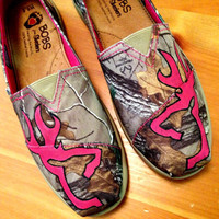Painted Browning camo realtree hunting- BOBs are included