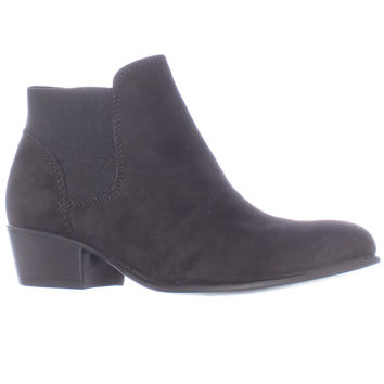 Steve Madden Rozamare Chelsea Ankle Boots - Black