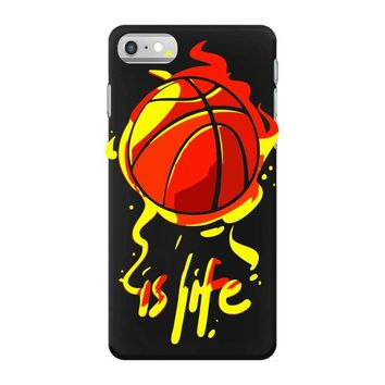 life is basketball iPhone 7 Case