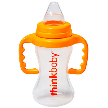 Thinkbaby Sippy Cup - Orange