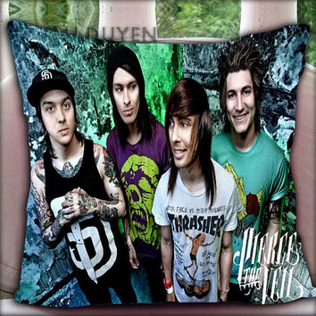 Pierce The Veil - Pillow Cover Pillow Case and Decorated Pillow.
