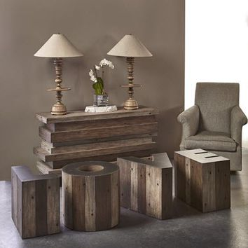 Andrew Martin Alphabet Side Table | New Furniture | What's New! | Candelabra, Inc.